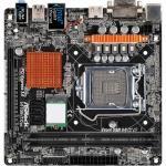 Placa de baza ASRock H110M-ITX/AC, Intel H110, Socket 1151, mITX