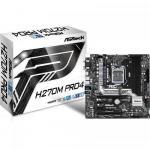 Placa de baza ASRock H270M Pro4, Intel H270, Socket 1151, mATX