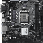 Placa de baza ASRock H410M-HDV, Intel H410, socket 1200, mATX