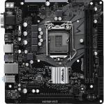 Placa de baza ASRock H410M-HVS, Intel H410, socket 1200, mATX