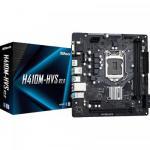 Placa de baza ASRock H410M-HVS R2.0, Intel H410, Socket 1200, mATX