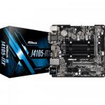 Placa de baza ASRock Super Alloy J4105-ITX, Intel Celeron Quad-Core J4105, mITX