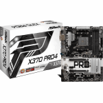 Placa de baza ASRock X370 PRO4, AMD X370, socket AM4, ATX