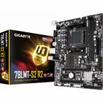 Placa de baza Gigabyte 78LMT-S2 R2, AMD 760G/SB710, socket AM3+, mATX