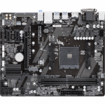 Placa de baza GIGABYTE A320M-S2H V2, AMD B350, Socket AM4, mATX
