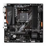 Placa de baza GIGABYTE A520M AORUS ELITE, AMD A520, Socket AM4, mATX