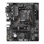 Placa de baza Gigabyte A520M S2H, AMD A520, socket AM4, mATX