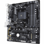 Placa de baza GIGABYTE AB350M-DS3H V2, AMD B350, Socket AM4, mATX