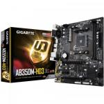 Placa de baza Gigabyte AB350M-HD3, AMD B350, socket AM4, mATX