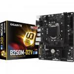 Placa de baza Gigabyte B250M-D2V, Intel B250, socket 1151, mATX