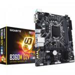 Placa de baza Gigabyte B360M-D2V, Intel B360, socket 1151 v2, mATX