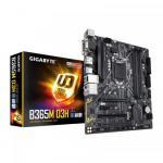 Placa de baza GIGABYTE B365M D3H, Intel B365, Socket 1151 v2, mATX