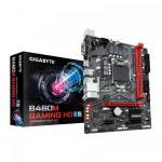 Placa de baza GIGABYTE B460M Gaming HD, Intel B460, Socket 1200, mATX