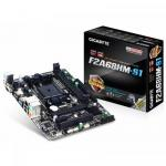 Placa de baza Gigabyte F2A68HM-S1, AMD A68H, socket FM2+, mATX