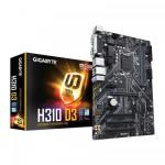 Placa de baza Gigabyte H310 D3, Intel H310, socket 1151 v2, ATX