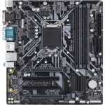 Placa de baza GIGABYTE H310M D3H, Intel H310, Socket 1151 v2, mATX