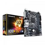 Placa de baza GIGABYTE H310M DS2, Intel H310, Socket 1151 v2, mATX