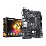 Placa de baza GIGABYTE H310M H 2.0, Intel H310, Socket 1151 v2, mATX