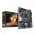 Placa de baza Gigabyte H310M S2H, Intel H310, socket 1151 v2, mATX