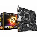 Placa de baza GIGABYTE H370M DS3H, Intel H370, Socket 1151 v2, mATX