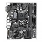 Placa de baza Gigabyte H410M S2H, Intel H410, socket 1200, mATX