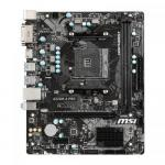 Placa de baza MSI A320M-A PRO, AMD A320, Socket AM4, mATX