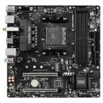 Placa de baza MSI B450M BAZOOKA MAX WIFI, AMD B450, Socket AM4, mATX