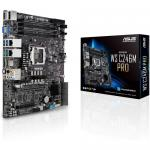 Placa de baza server Asus WS C246M PRO, Intel C246, socket 1151, mATX
