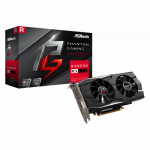 Placa video ASRock AMD Radeon RX 570 Phantom Gaming D 4GB, GDDR5, 256bit