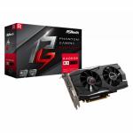 Placa video ASRock AMD Radeon RX 570 Phantom Gaming D 4GB, GDDR5, 256bit