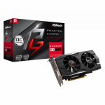 Placa video ASRock AMD Radeon RX 570 Phantom Gaming D OC 8GB, GDDR5, 256bit