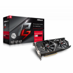 Placa video ASRock AMD Radeon RX 570 Phantom Gaming X OC 8GB, DDR5, 256bit