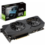 Placa video ASUS nVidia GeForce Dual RTX 2080 Super EVO, 8GB, GDDR6, 256bit