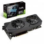 Placa video ASUS nVidia GeForce Dual RTX 2080 SUPER EVO O8G 8GB, GDDR6, 256bit