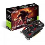 Placa video ASUS nVidia GeForce GTX 1050 Ti Cerberus O4G 4GB, DDR5, 128bit