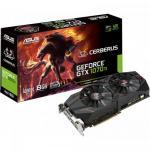 Placa video ASUS nVidia GeForce GTX 1070 Ti Cerberus Advanced Edition 8GB, DDR5, 256bit