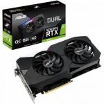Placa video ASUS nVidia GeForce RTX 3060 Ti DUAL LHR O8G 8GB, GDDR6, 256bit