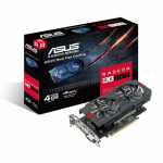 Placa video Asus nVidia Radeon RX 560 EVO 4GB, DDR5, 128bit