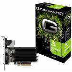 Placa video Gainward nVidia GeForce GT 710 SilentFX 2GB DDR3, 64bit, Low Profile