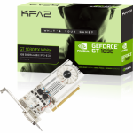 Placa video Galax KFA2 nVidia GeForce GT 1030 EX WHITE 2GB, DDR4, 64bit