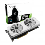 Placa video Galax KFA2 nVidia GeForce RTX 2070 EX White 8GB, GDDR6, 256bit