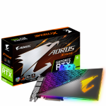 Placa video GIGABYTE AORUS nVidia GeForce RTX 2080 XTREME WATERFORCE WB 8GB, GDDR6, 256bit