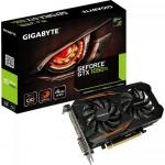Placa video Gigabyte nVidia GeForce GTX 1050 Ti OC 4GB DDR5, 128bit