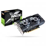 Placa video Inno3D nVidia GeForce GTX 1650 TWIN X2 OC V2 4GB, GDDR5, 128bit