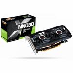 Placa video Inno3D nVidia GeForce GTX 1660 Gaming OC X2  6GB, GDDR5, 192bit