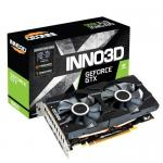 Placa video Inno3D nVidia GeForce GTX 1660 Twin X2 6GB, GDDR5, 192bit