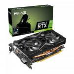 Placa video KFA2 nVidia GeForce RTX 2060 Super Mini 1-click OC, 8GB, GDDR6, 256bit