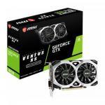 Placa video MSI nVidia GeForce GTX 1650 D6 VENTUS XS 4GB, GDDR6, 128bit