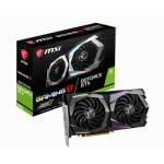 Placa video MSI nVidia GeForce GTX 1660 GAMING X 6GB, GDDR5, 192bit