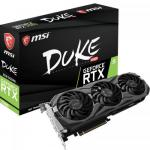 Placa video MSI nVidia GeForce RTX 2080 DUKE OC 8GB, GDDR6, 256bit